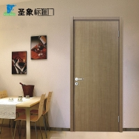 圣象標準門 鋸紋系列 實木復合免漆定制木門DP600