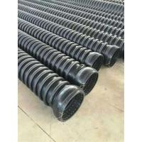 河北雄县克拉管,优质HDPE缠绕结构壁管材直销