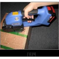湖北PET塑钢电动打包机PET塑钢带免扣打包机