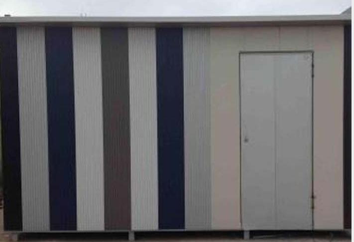 【保温隔热、节能、隔音】多功能防生态一体化房屋|机房墙板