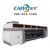 墙纸壁布UV卷材打印机,就选彩艺,十年品牌,精度高,速度快