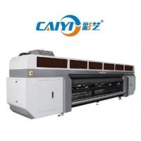 背景墻UV卷材打印機,就選彩藝,十年品牌,精度高,速度快