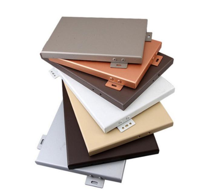 润盈 氟碳铝单板幕墙 颜色多样 厂家定制