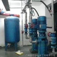 廣州意控變頻恒壓供水改造工程