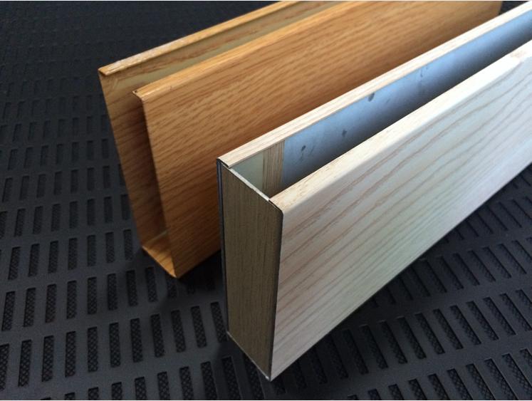 沖孔鋁單板 木紋鋁單板 U型鋁方通 鋁蜂窩板