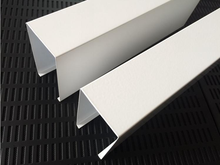 鋁方通吊頂 戶外鋁方通造型 氟碳鋁方通 氟碳鋁單板