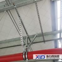 消防抗震支架湖北水管抗震支吊架規格DN65 DN80 DN1