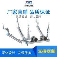 綜合管道抗震支吊架 水管多管側向側縱向抗震支架報價