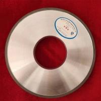 金刚石树脂砂轮磨钨钢高铝瓷效率高自锐性好平行异形砂轮