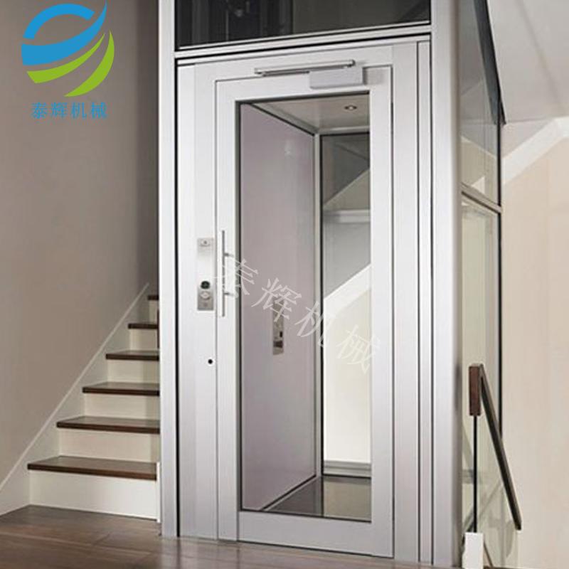 家用小型二三四層別墅閣樓復式電梯