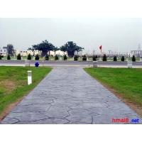 北京压模地坪施工工艺