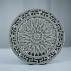 發泡陶瓷雕花產品