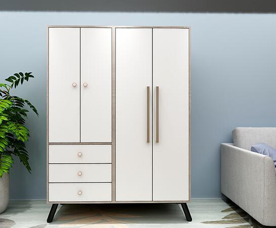 全铝整板衣柜
