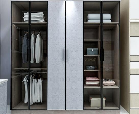极简衣柜系列
