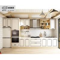 全铝家居橱柜材料全屋家具整体厨柜型材厂家直销