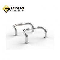 钢制实用机械设备卫生把手 不锈钢耐腐蚀性特殊设备拉手