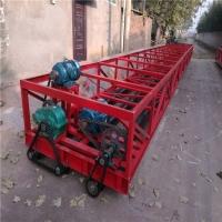 框架式摊铺机 混凝土路面三辊轴 219辊轴摊铺机