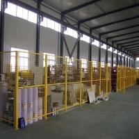 安平车间隔离网 工厂仓库隔离网 货物分割铁丝网围栏