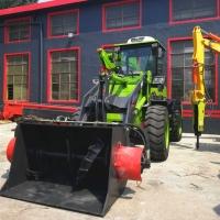 两头忙挖掘机装载机 定制大马力挖掘装载机 多功能装载挖掘机