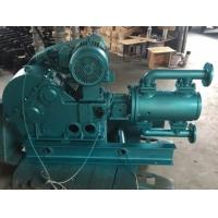 防爆電動往復泵 輸送原油往復泵