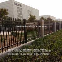 河南郑州铁艺围栏欧式工艺别墅门围墙工厂围墙护栏