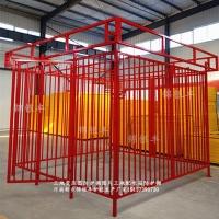 河南工地组装配电箱防护棚新乡配电柜防雨棚厂家