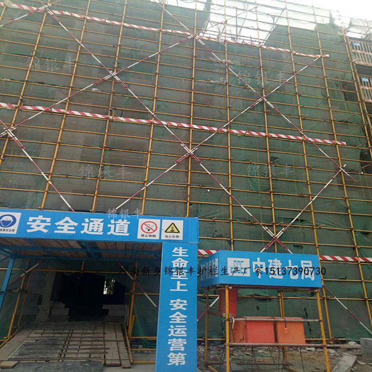 工地钢筋加工棚防护棚钢筋棚组装式结构厂家