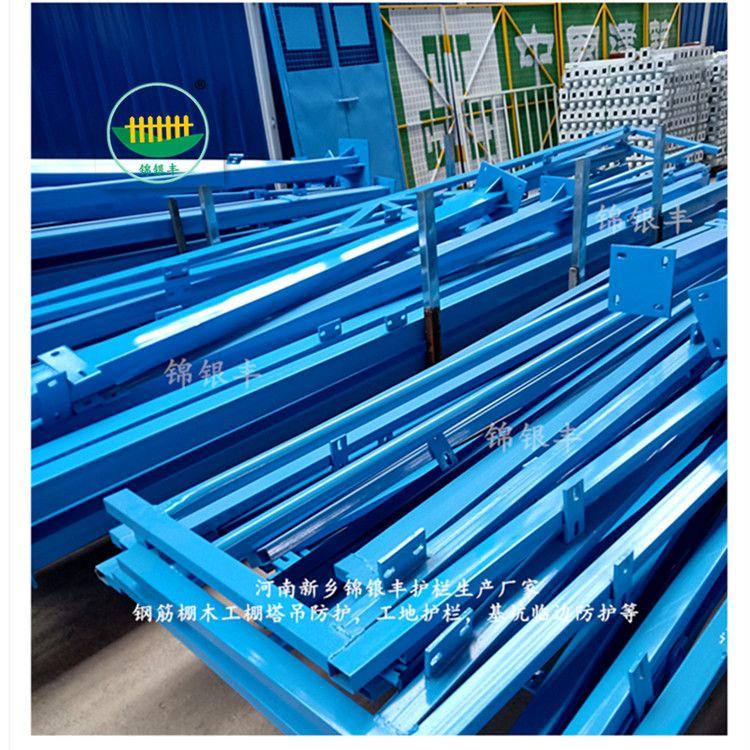 工地钢筋棚加工厂家木工棚安全通道通道生产