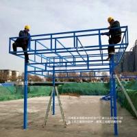工地钢筋加工棚 钢筋棚 防护棚 组装式结构安装方便厂家直销