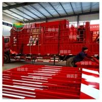 基坑护栏工地防护围栏 施工临时防护围栏现货供应商