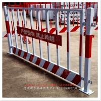 中建基坑施工安全护栏厂家找新乡锦银丰护栏