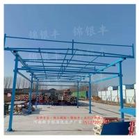 上街 惠济 中牟工地定型化钢筋防护棚拼装式