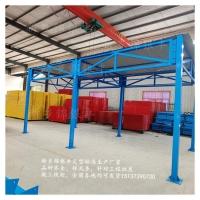 鋼筋加工場地布置圖 鋼筋加工廠標準化圖片