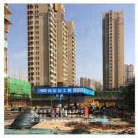 建筑工地  人工休息区域防护棚生产厂家@新乡锦银丰