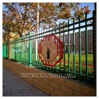 新乡围墙护栏图片 农村 围墙护栏生产厂家