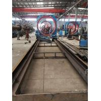 桥梁建设钢筋笼绕筋机型号 高铁钢筋笼绕筋机售后服务