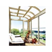 铝合金门窗系统门窗断桥推拉窗加维斯门窗阳光房车棚