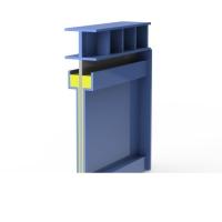 粘滯阻尼墻藍科減震直銷價格合理