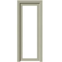袁铝材系统门窗 平开门 80平开门系列