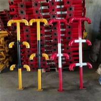 防护栏立杆 定型化防护栏立杆 建筑护栏链接管件