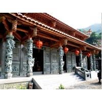 寺庙石龙柱的价格的决定因素-金扬石业