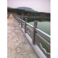 石栏杆安装的作用-嘉祥金扬石业