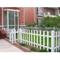 草坪護欄圍墻欄桿綠化圍欄塑鋼幼兒園護欄白色綠化柵欄