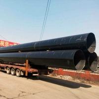 3pe防腐焊接螺旋钢管 型号齐全