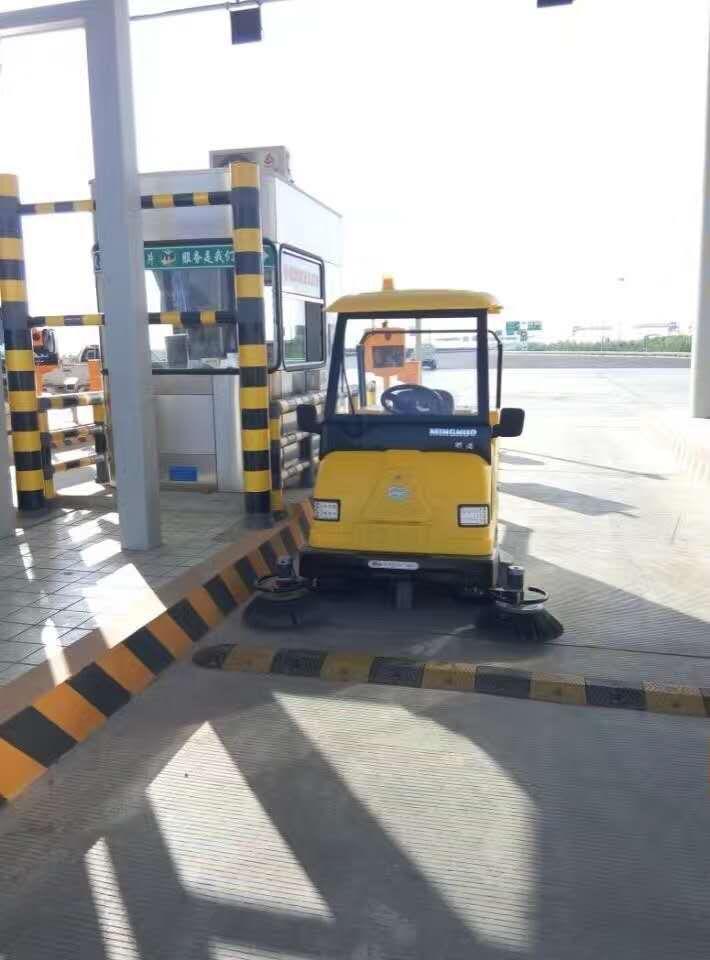 重庆驾驶式扫地机品牌