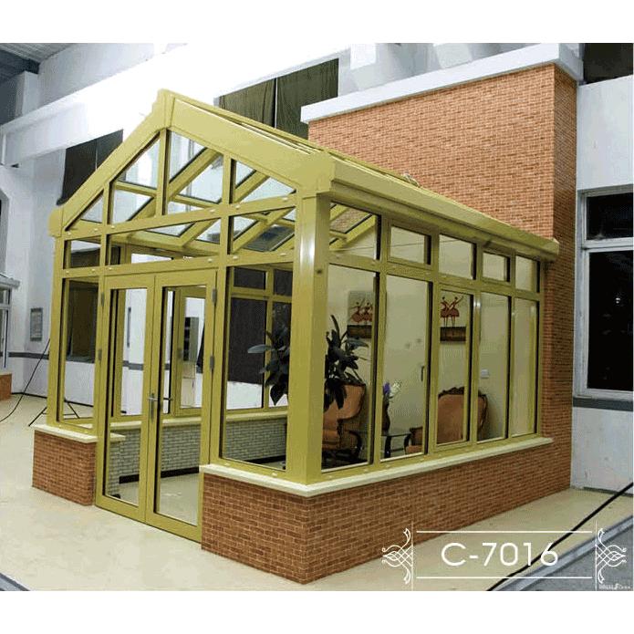 鑫嘉泰门窗-阳光房系列C-7016