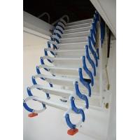 伸缩楼梯、阁楼伸缩梯、碳钢、合金、木制伸缩梯、美尔森机械