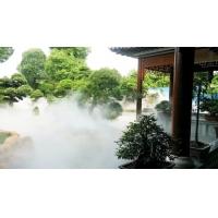 园林景观喷雾系统,雾森人造雾设备