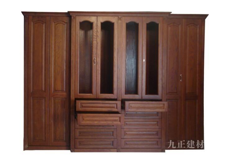 实木衣柜装修效果图欣赏3