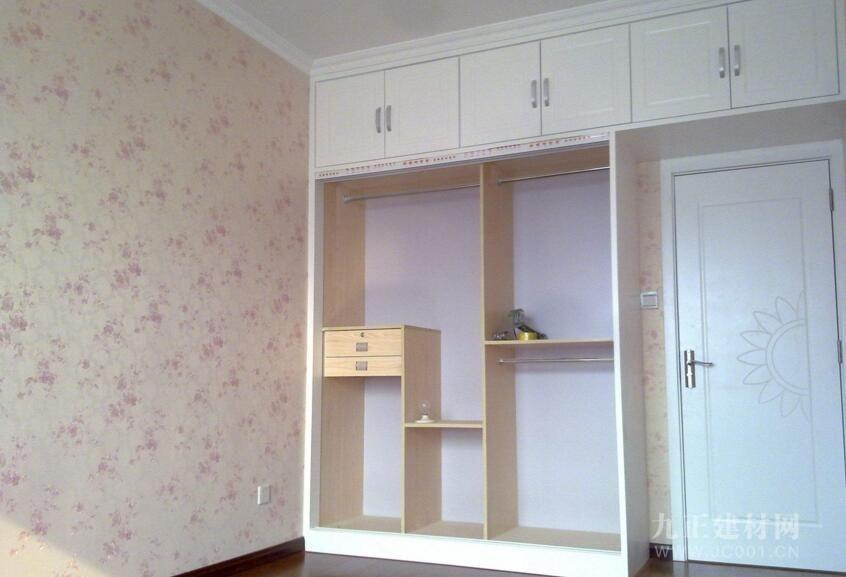 韩板衣柜设计图